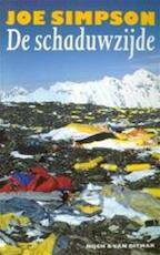 De schaduwzijde - Joe Simpson (ISBN 9789038867724)