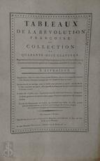 Tableaux de la Révolution Francaise [fascicule 1 - 26]