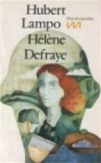 Hélène Defraye - Hubert Lampo (ISBN 9789022305492)