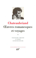 Oeuvres Romanesques et Voyages II