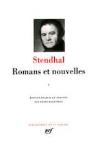 Romans et Nouvelles I - Stendhal