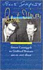Beste Godfried, beste Simon - Simon Carmiggelt, Godfried Bomans (ISBN 9789022526002)