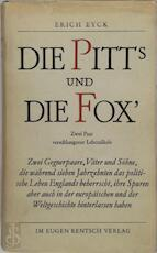 Die Pitts und Die Fox' - Erich Eyck