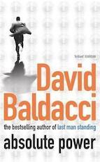 Absolute power - David Baldacci (ISBN 9780330419642)