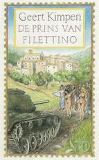 De Prins van Filettino - Geert Kimpen (ISBN 9789029587587)