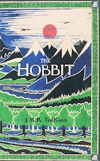 The Hobbit or there and back again - J.R.R. Tolkien (ISBN 9780261102217)
