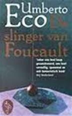 De slinger van Foucault - U. Eco (ISBN 9789057135095)