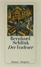 Der Vorleser - Bernhard Schlink (ISBN 9783257229530)