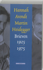 Brieven 1925-1975 - Hannah Arendt, Martin Heidegger (ISBN 9789045004518)