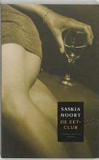 De eetclub - Saskia Noort (ISBN 9789041408334)
