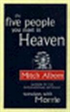 Five People You Meet in Heaven - Mitch Albom (ISBN 9780751536829)