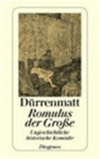 Romulus der Grosse - Friedrich Dürrenmatt (ISBN 9783257230420)