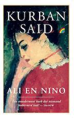 Ali en Nino - Kurban Said (ISBN 9789041711489)