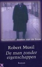 De man zonder eigenschappen - Robert Musil (ISBN 9789029065481)