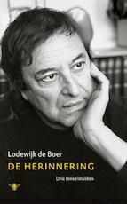 De herinnering - L. de Boer (ISBN 9789023417941)