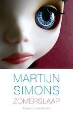 Zomerslaap - Martijn Simons (ISBN 9789023458395)