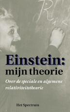 Einstein: Mijn theorie