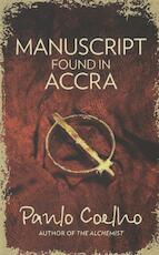 Manuscript Found In Accra - Paulo Coelho (ISBN 9780007514250)