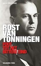 Rost van Tonningen - David Barnouw (ISBN 9789057309847)