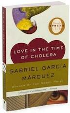 Love in the Time of Cholera - Gabriel García Márquez (ISBN 9780307389732)