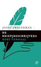 De briefjesschrijver - Joost Zwagerman (ISBN 9789029592086)