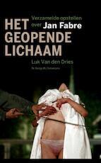 Het geopende lichaam - Luk Van den Dries (ISBN 9789460423383)