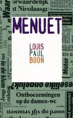 Menuet - Louis Paul Boon (ISBN 9789029503280)