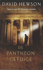 De Pantheon getuige / Midprice - David Hewson (ISBN 9789026124099)