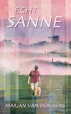 Echt Sanne - Marjan van den Berg (ISBN 9789402304404)