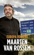 Europa volgens Maarten van Rossem - Maarten van Rossem (ISBN 9789046812877)