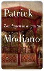 Zondagen in augustus - Patrick Modiano (ISBN 9789021458281)
