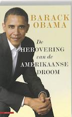 De herovering van de Amerikaanse droom - B. Obama (ISBN 9789045013800)