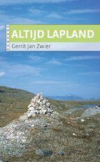 Altijd Lapland - Gerrit Jan Zwier (ISBN 9789046702154)
