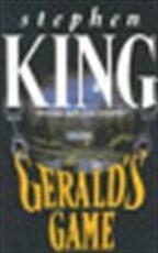 Gerald's game - Stephen King (ISBN 9780450586231)
