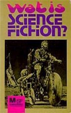 Wat is science fiction? - Sam J. Lundwall, Warner Flamen (ISBN 9789029002479)
