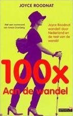 100 x Aan de wandel - Joyce Roodnat, Arnon Grunberg (ISBN 9789044604139)