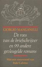 De roes van de briefschrijver en 99 andere gevleugelde romans - Giorgio Manganelli, Wilfred Oranje (ISBN 9789025466251)