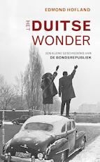 Duitse wonder - Edmond Hofland (ISBN 9789035144088)