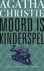 Moord is kinderspel - Agatha Christie (ISBN 9789048832866)