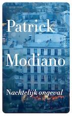 Nachtelijk ongeval - Patrick Modiano (ISBN 9789021401386)