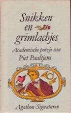 Snikken en grimlachjes - Paaltjes (ISBN 9789026956263)