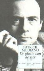 De plaats van de ster - Patrick Modiano (ISBN 9789029045421)