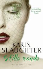Stille zonde - Karin Slaughter (ISBN 9789023495390)