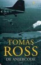 De Anjercode - Tomas Ross (ISBN 9789023417446)