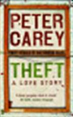 Theft - Peter Carey (ISBN 9780571231492)