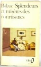 Splendeurs et misères des courtisanes - Honoré de Balzac (ISBN 9782253085713)