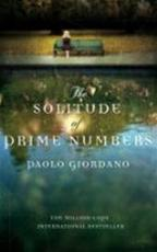 Solitude of prime numbers - Paolo Giordano (ISBN 9780552775984)