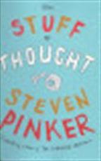 The stuff of thought - Steven Pinker (ISBN 9780713997415)