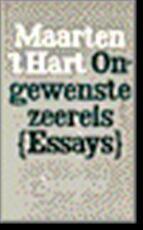 Ongewenste zeereis - Maarten 't Hart (ISBN 9789029518222)