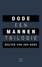 Dode mannen - Walter van den Berg (ISBN 9789492478061)